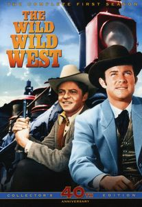 The Wild Wild West: The First Season