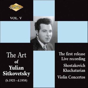 Art of Yulian Sitkovetsky 5
