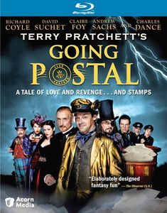 Terry Pratchett: Going Postal