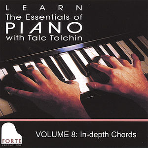 Learn the Essentials of Piano 8