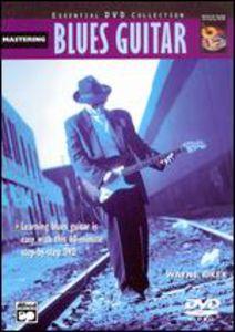 Complete Blues Guitar Method: Mastering Blues Guitar