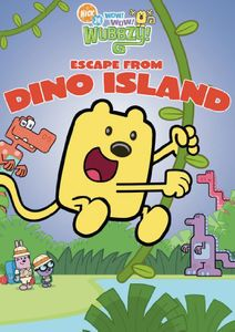 Wow Wow Wubbzy: Escape From Dino Island