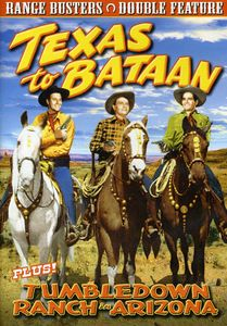 Range Busters Double Feature: Texas to Bataan