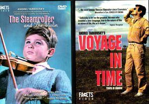 Tarkovsky Rediscovered: Steamroller & Voyage in
