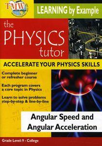 Angular Speed and Angular Acceleration