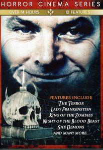 12-Film Horror Cinema