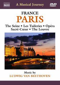 Musical Journey: Paris France - Les Seine