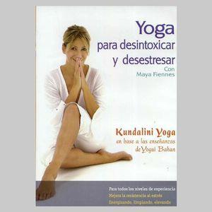 Yoga Para Desintoxicar y Desestresar [Import]
