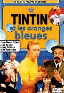 Tintin Et Les Oranges Bleues [Import]
