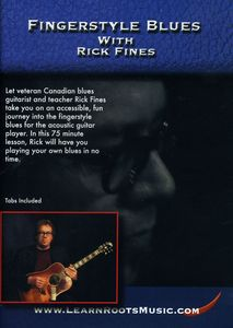 Fingerstyle Blues With Rick Fines