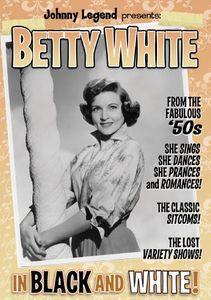 Betty White in Black and White!