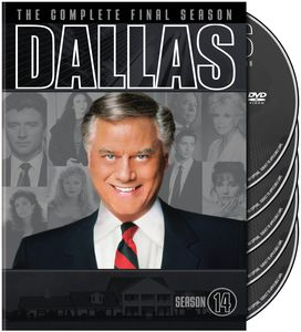 Dallas: The Complete Fourteenth Season (The Final Season)