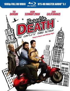 Bored to Death: The Complete Third Season