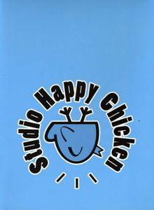Happy Chicken Blue Box