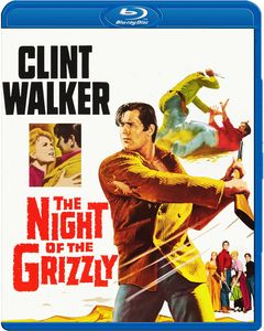 The Night of the Grizzly , Clint Walker