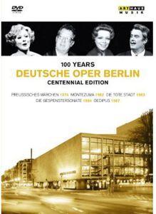 100 Years Deutsche Oper Berlin - Centennial