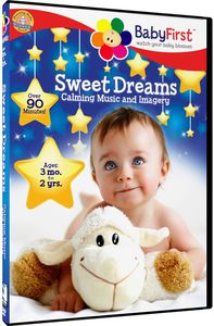 BabyFirst: Sweet Dreams: Calming Music and Imagery