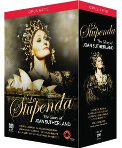 Stupenda: Glory of Joan Sutherland