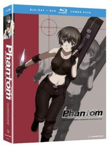 Phantom: Requiem for the Phantom - Complete Series - S.A.V.E.