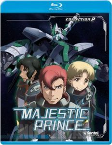 Majestic Prince: Collection 2