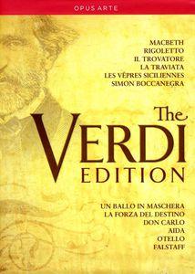 Verdi Edition: 12 Great Operas