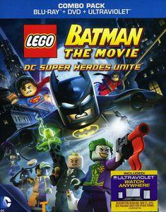 Lego Batman: The Movie DC Superheroes Unite