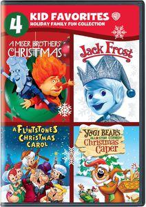4 Kid Favorites: Holiday Family Fun