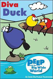 Peep and the Big Wide World: Diva Duck
