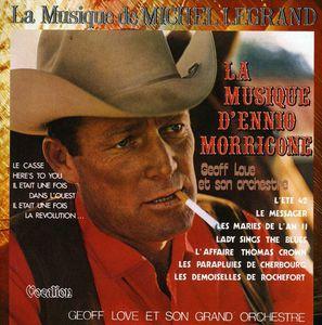 Music of Michel Legrand & Ennio Morricone (Original Soundtrack) [Import]