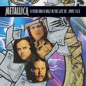 Year & a Half in the Life of Metallica Part 1 & 2