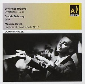 Sinfonie 3 Debussy Jeux