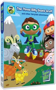 Super Why! The Three Billy Goats Gruff and Other Fairy Tale Adventures