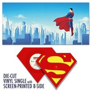 Superman: The Animated Series (Die-Cut Vinyl Single)
