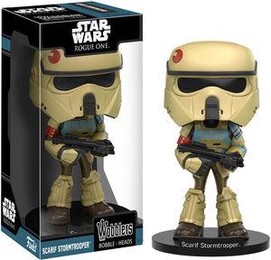 FUNKO WOBBLER: Star Wars - Rogue One - Scarif Stormtrooper