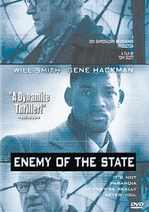 Enemy of the State , Jason Robards, Jr.