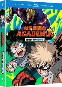 My Hero Academia: Season Two - Part Two