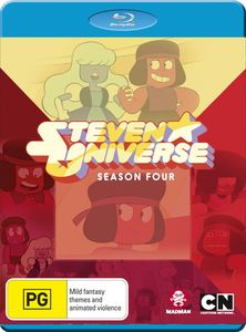 Steven Universe: Season 4 [Import]