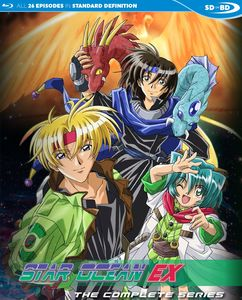 Star Ocean Ex Complete Series