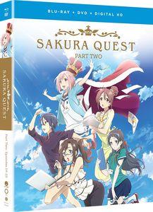 Sakura Quest - Part Two