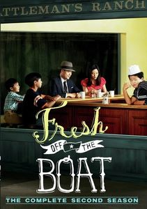 Fresh off the Boat: The Complete Second Season