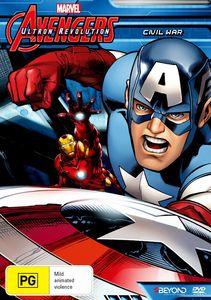 Avengers Assemble: Civil War [Import]