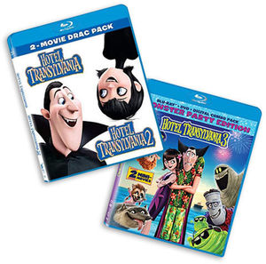 Hotel Transylvania 3 Movie Bundle