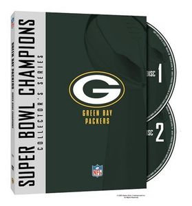 NFL Super Bowl Collection: Green Bay Packers