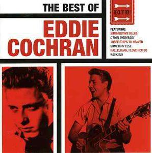Very Best of [Import] , Eddie Cochran