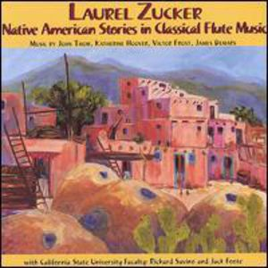 Native American Stories in Classical Flute Music