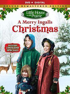 Little House on Prairie: Merry Ingalls Christmas