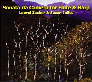 Sonata Da Camera for Flute & Harp