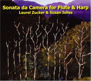 Sonata Da Camera for Flute & Harp