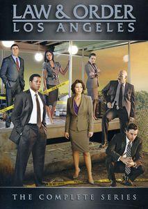 Law & Order: Los Angeles - Complete Series