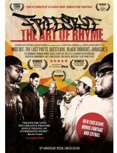 Freestyle the Art of Rhyme